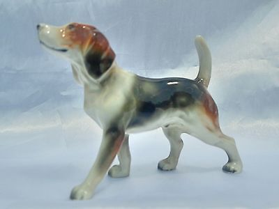 Vintage Dog Figurine Japan C-1930's