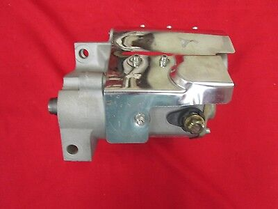 Raceproven Grc 350 Ohms Chevy Starter With Heat Shield