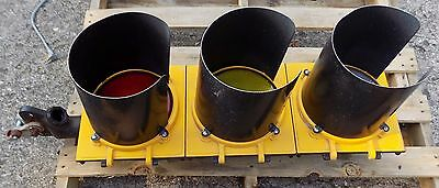 "Traffic Signal 8"" Eagle Automatic Mark IV LED Red Yellow Green Same Day Shipping"