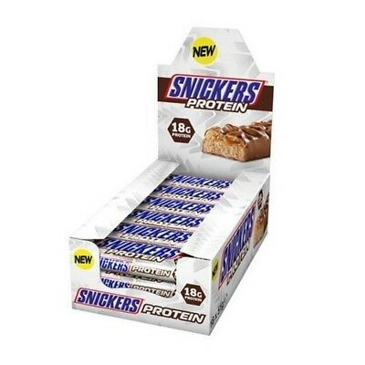 Snickers Protein Bars 18 x 57g