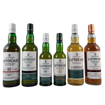 Laphroaig 200 Anniversary Collection Scotch Whisky