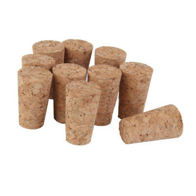 1x/5x/10x/20x/50x/100x 2 Kinds Of Beer Bottle Tapered Corks Stoppers Bungs Lot