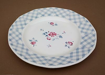 Ancien plat rond DIGOIN BASTIA vintage SARREGUEMINES old french dishes #4
