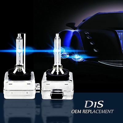 2x D2S D2R D1S Car HID XENON Headlight Bulb Replacement Lamp 5000/6000/8000K