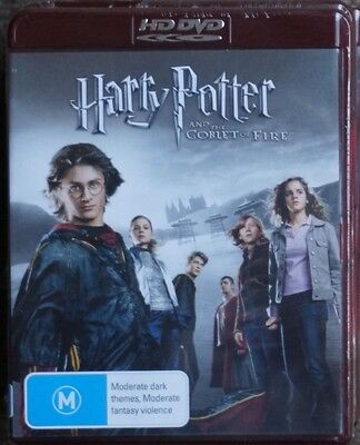 HD DVD - Harry Potter and the goblet of fire
