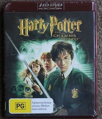 HD DVD - Harry Potter and the chamber of secrets