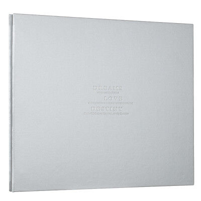 NEW Corban & Blair Destiny Large Photo Album Silver