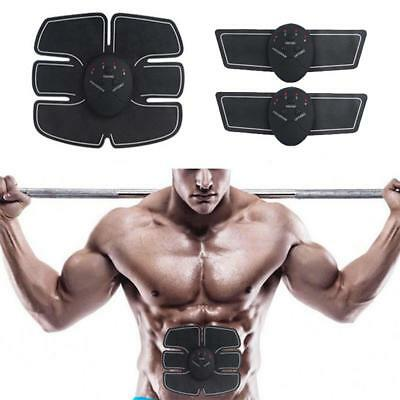 Smart ABS sixpad Arm Waist EMS Training Muscle Stimulation Gear Body Exerciser