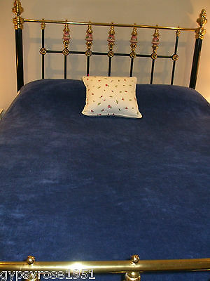 Vintage Chenille Bedspread (Double)