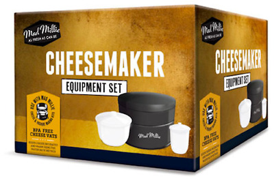 Cheese Maker by Mad Millie Incubator, Insulator, BPA free + Free Rennet