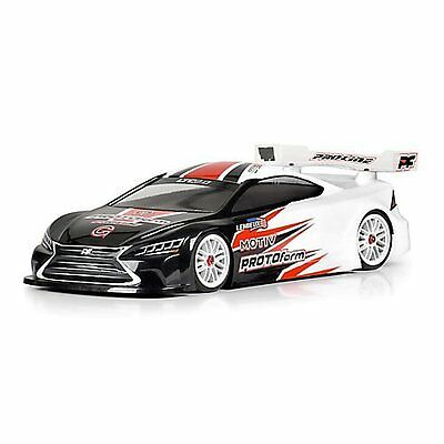 LTC 2.0 Regular Weight Clear Body, 190mm PRMC4730 Pro-line Racing