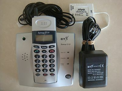 BT Synergy 2110 Digital Cordless Phone - Silver