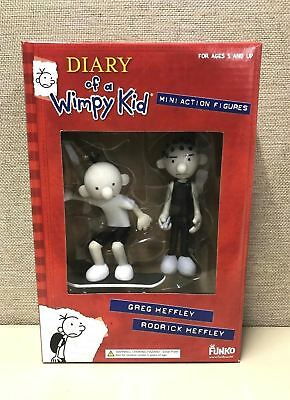 Funko! Diary of a Wimpy Kid: Greg with Skateboard