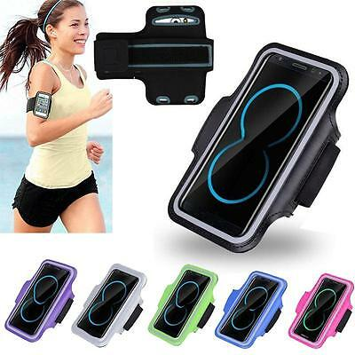 for Samsung Galaxy S8/S8 Plus Sports Gym Jogging Running Armband Arm Holder Case