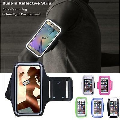 for Samsung Galaxy S8 + Armband Case Sports GYM Running Exercise Arm Band Holder
