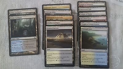 Magic the gathering MTG colourless multicoloured foil mixed set lot