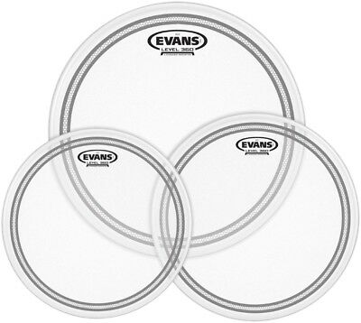 Evans EC2 SST Coated Drumhead Pack Rock - 10/12/16
