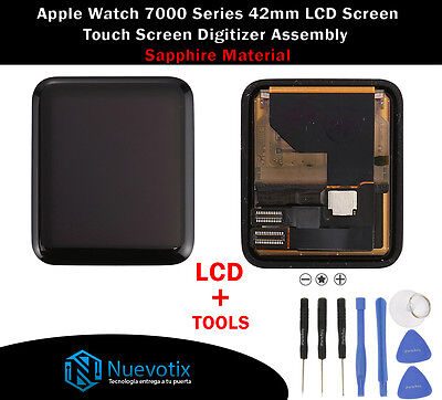 For Apple Watch 42mm LCD Screen + Touch Screen Assembly (Sapphire Material)