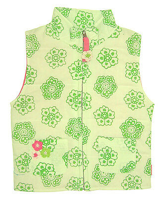 Girls Padded Gilet 2-3 yrs