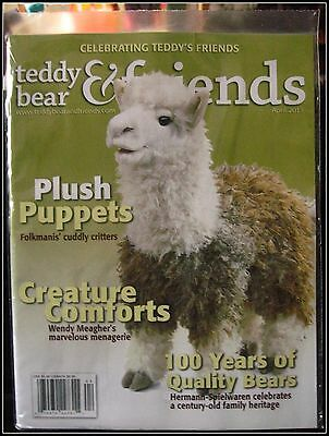 Teddy Bear And Friends Magazine April 2013 issue