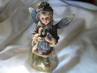 Collectible Boyds Bears Wee Folkstones Kristabell the Frost Faerie 1997