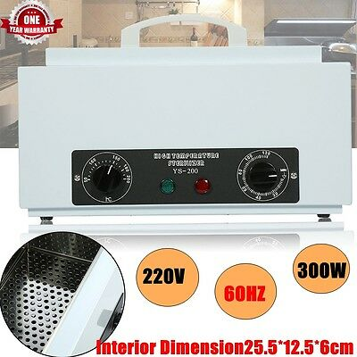 Portable Dry Heat Sterilizer Cabinet Autoclave UV Autoclave Medical Instruments