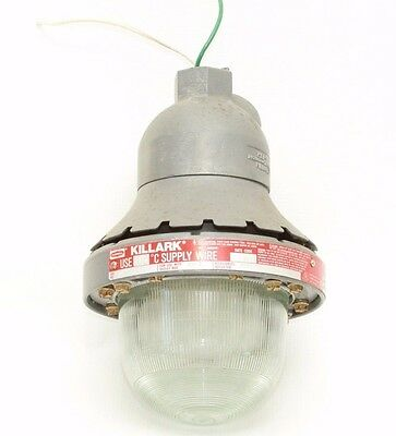 Hubbell Killark Explosion Proof Incandescent Lamp P/N 08 7255 HR 100-150