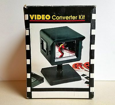 Film Transfer Converter - 8mm & 16mm / Slides / Cellphone