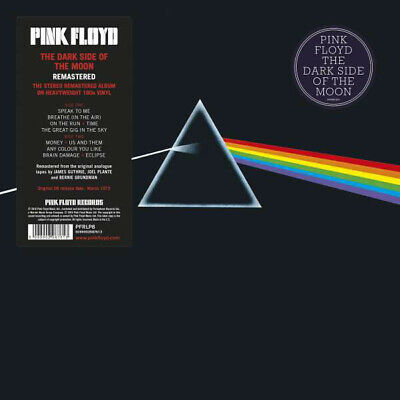 Pink Floyd Dark Side Of The Moon 2016 remastered 180gm vinyl LP g/f NEW/SEALED
