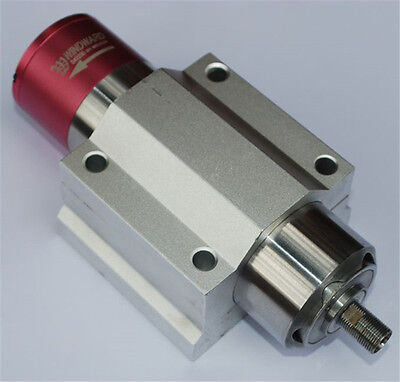 250w 24000rpm ER8 Brushless 42mm spindle motor+MACH3 driver CNC spindle kits
