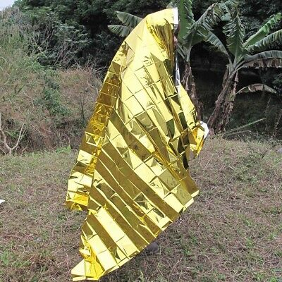 20PCS/PACK 160x210CM Large First Aid Emergency Foil Rescue Blankets CE Approved