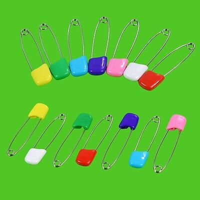 Baby Diaper Pins Holder Safety Shower Locking Cloth Nappy Hold Clip