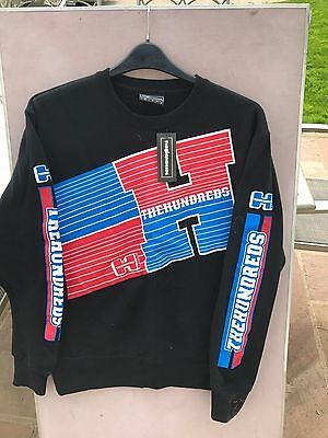 The Hundreds space line crew jumper 372