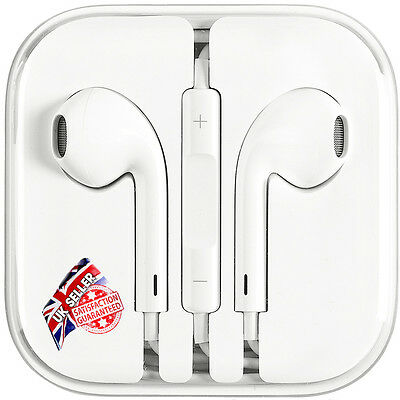 New Handsfree Headphone Earphone With Mic For Apple/samsung:- 6plus/6/5/5s/5c