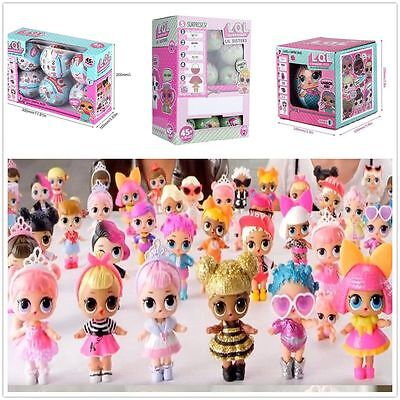 LOL LIL Outrageous Surprise Doll Series1/2 Mystery 24 Pack *BRAND NEW SEALED IG