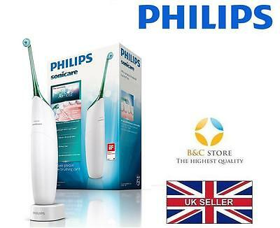 !NEW PHILIPS SONICARE HX8211/02 AirFloss Rechargeable Power Flosser Interdental