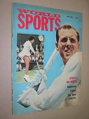 World Sports Magazine. July 1965.