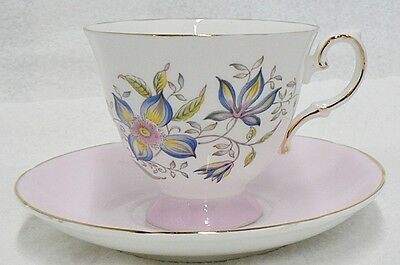 Beautiful Royal Grafton Bone China  Cup & Saucer