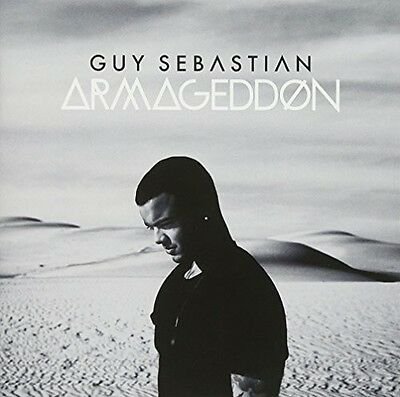 Armageddon (Gold Series) - Guy Sebastian (2016, CD NEUF)