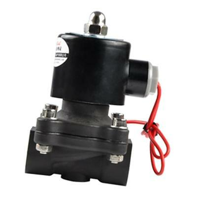 1/2'' Electric Solenoid Valve for Water Air Oil Normally Closed DC12V Hot