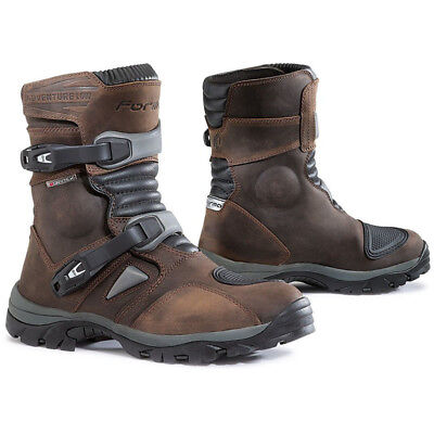 Forma NEW Adventure Low Cut Adventure Off Road Touring Brown Boots