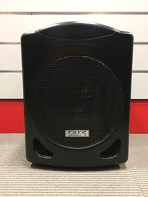 Rare Audio 80 Watt Rechargeable PA System Ex-Demo (Scratched)