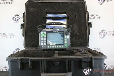 Olympus Panametrics Epoch 16:64 1000iR Ultrasonic Phased Array Flaw Detector NDT