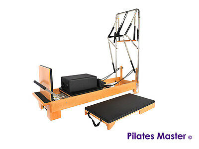 Pilates Master Half Trapeze Wooden Reformer PM-01-HT