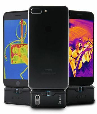FLIR ONE Pro International Thermal Imaging Camera Apple iOS, USB-C, & Micro USB