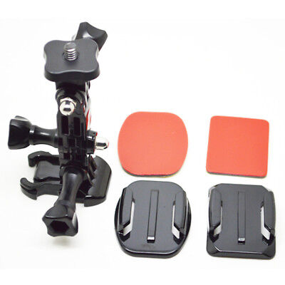 """Tripod Adapter Converter Kit For GoPro Cameras With 1/4"""" Connector Sport Mount"""