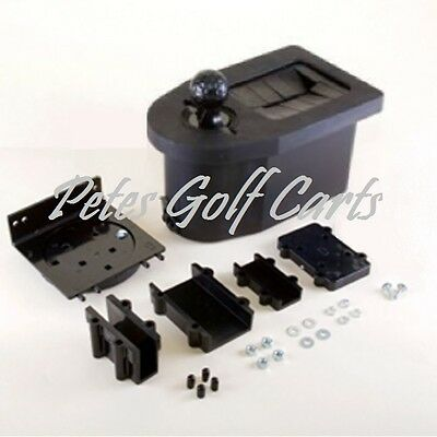 Ezgo Club Car Yamaha Universal Golf Cart Ball Washer/ Club Washer NEW