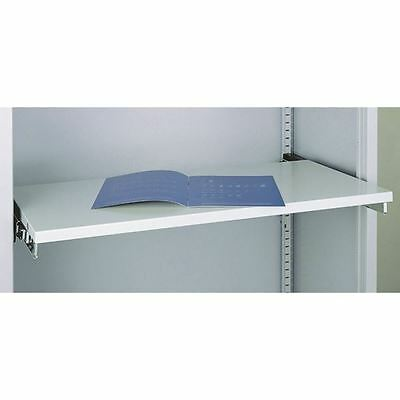 Bisley Rollout Shelf Light Grey ROSH-45, Roll-out function [BY38693]