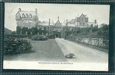 Duntreath Castle, Country House, Blanefield, Stirlingshire. Printed, 1904.