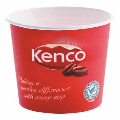 Kenco 7oz Singles Paper Cups Red (Pack of 800) B01794 [BZ49034]